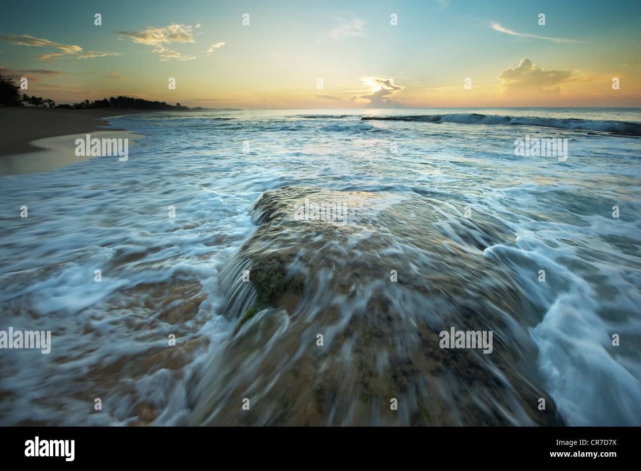 Tangalle beach, Sri lanka Stock Photo