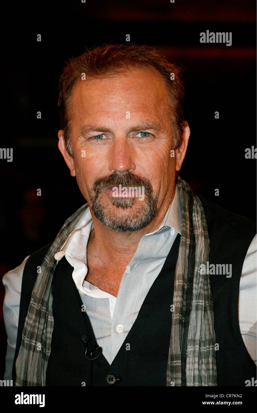 American actor, producer and director Costner Kevin 38