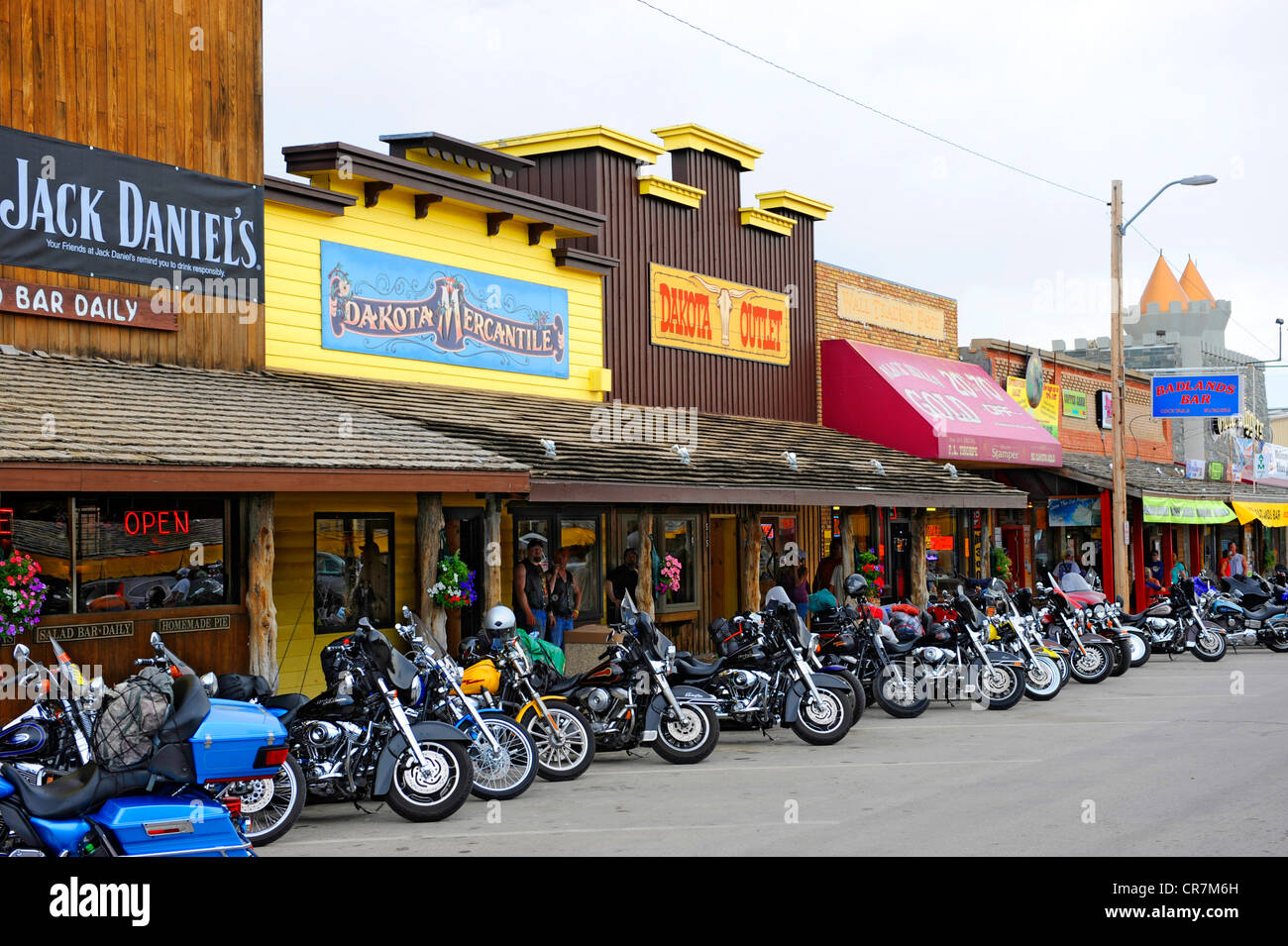 Sell Car For Cash >> Wall Drug Store Wall South Dakota Mount Rushmore Stock Photo: 48727353 - Alamy