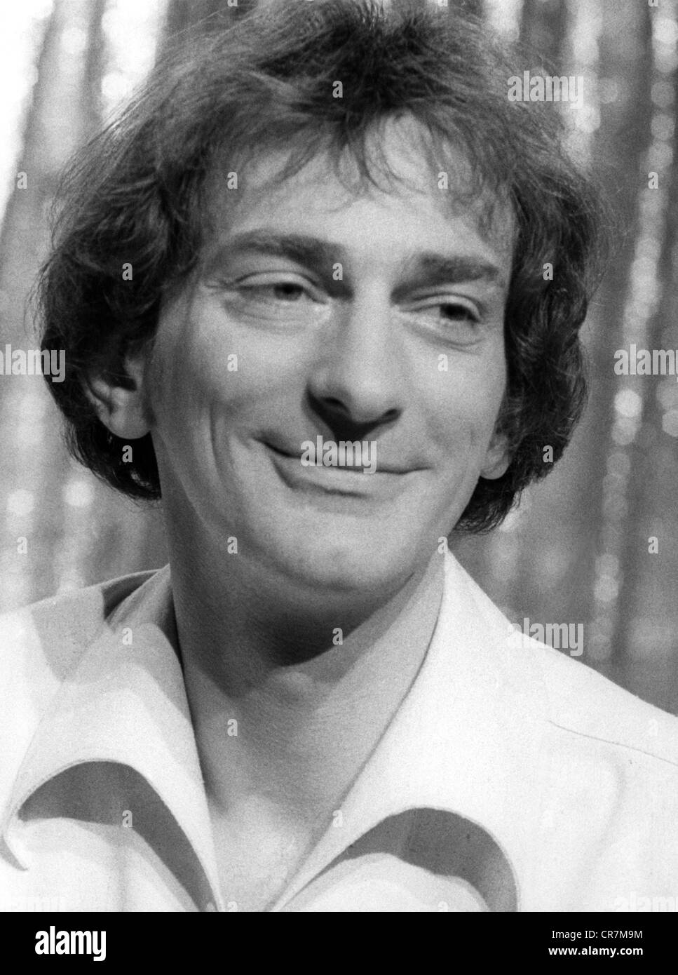 Hirsch, Ludwig, 28.2.1946 - 24.11.2011, Austrian, musician, singer, actor, portrait, 1979, Additional-Rights-Clearances - Stock Image