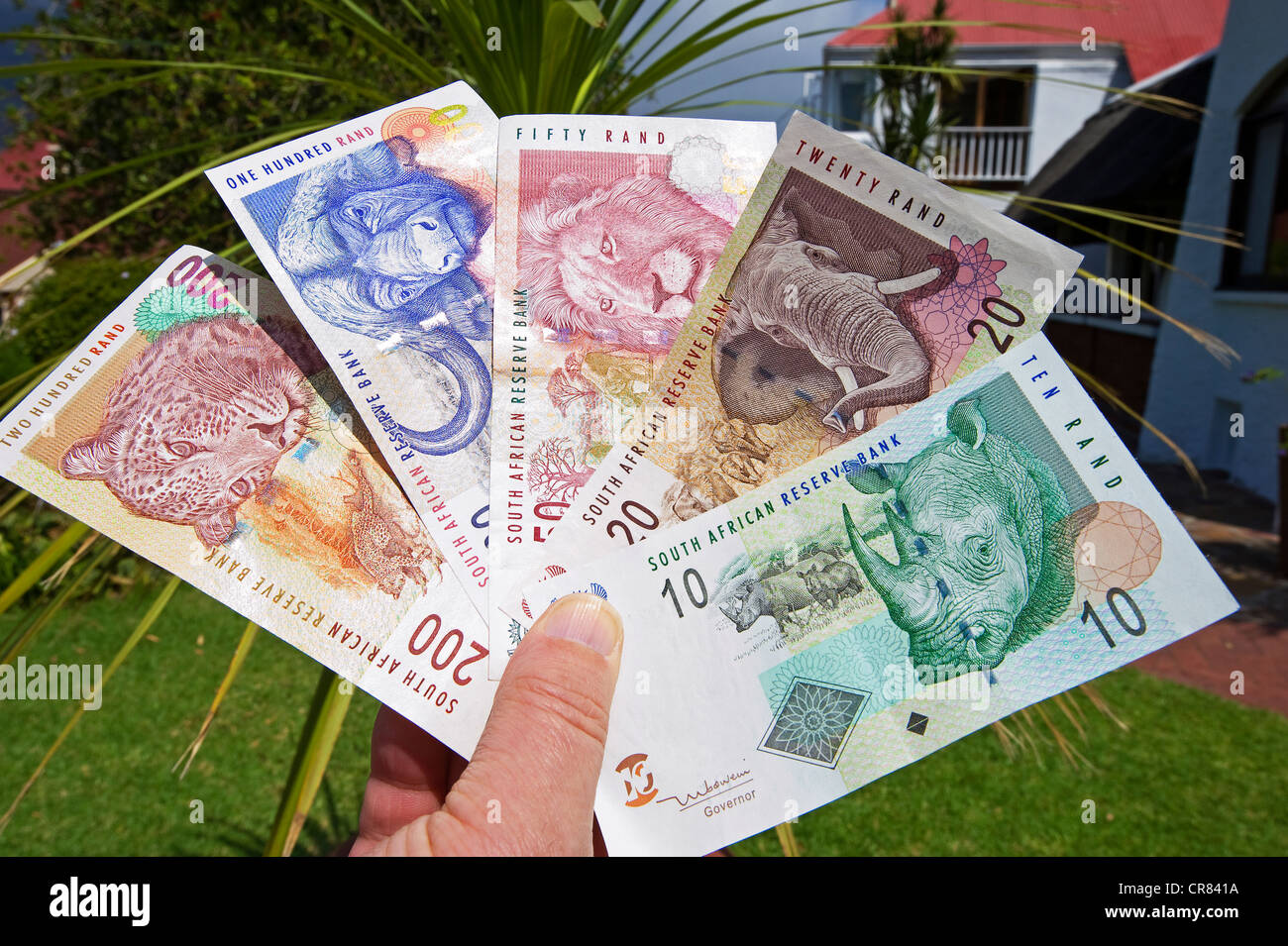 Rand Währung