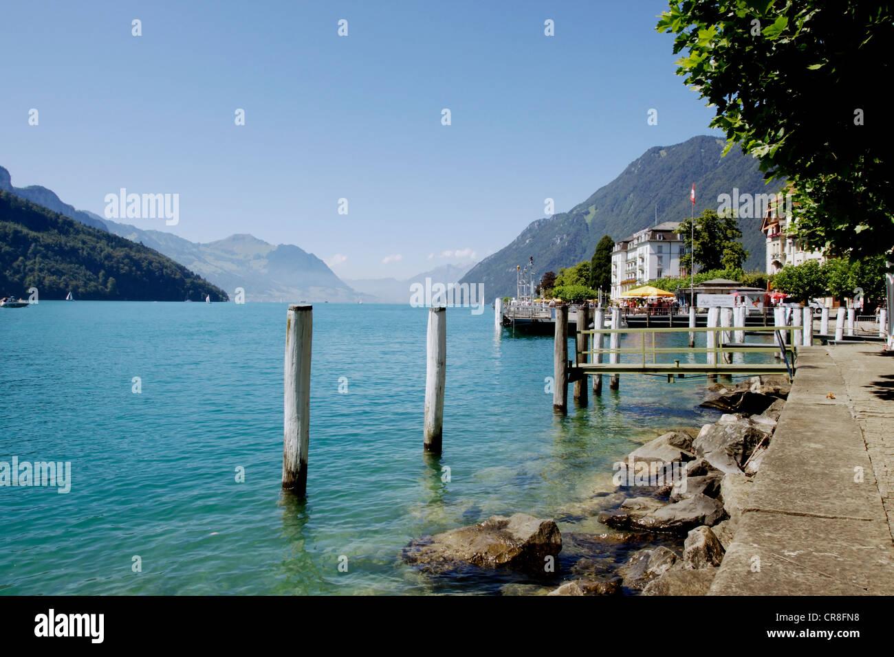 Brunnen Lake Stock Photos & Brunnen Lake Stock Images - Alamy