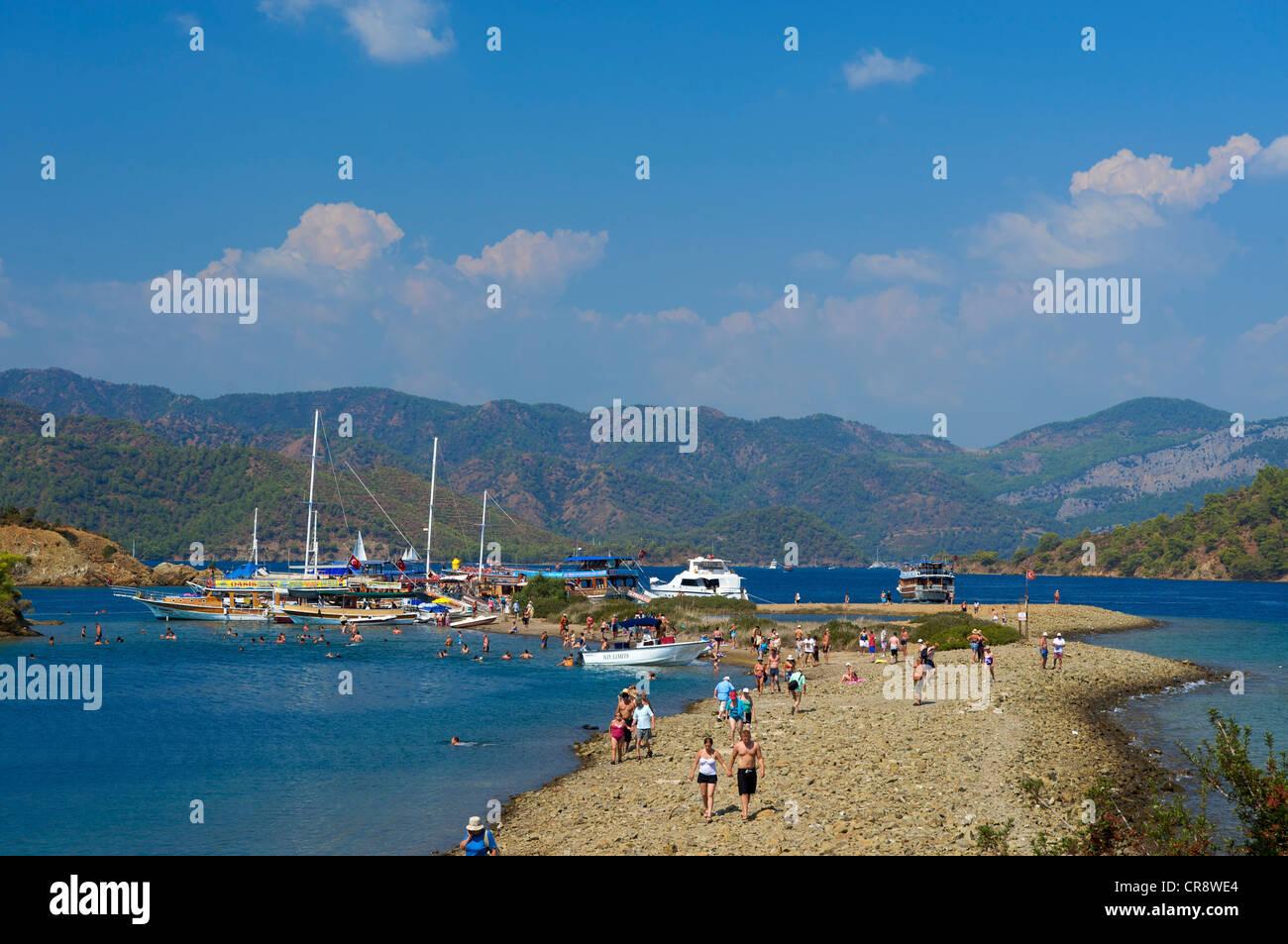 Adlar calis beach island, adlar, 12 island excursion, fethiye