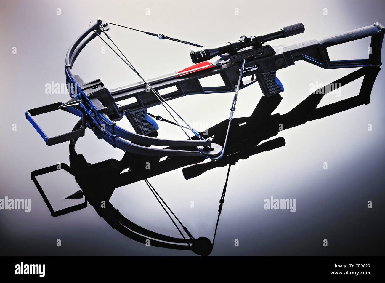 Use Of The Crossbow Stock Photos & Use Of The Crossbow Stock