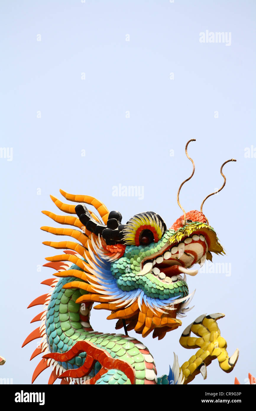 Chinese Dragon Is A Symbol Of The Emperor Stock Photo 48768042 Alamy