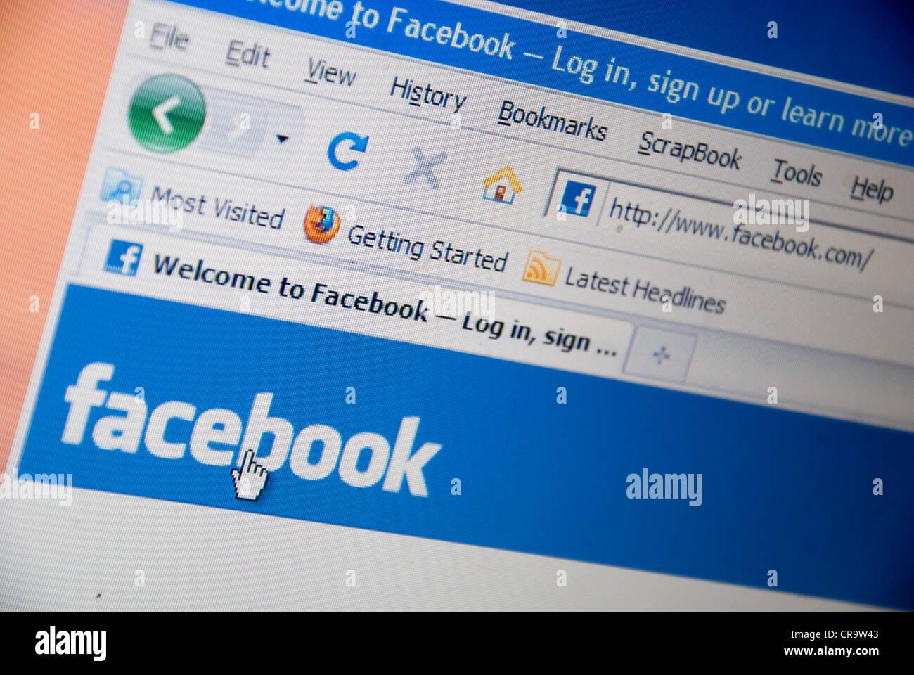 www facebook com welcome to facebook log in