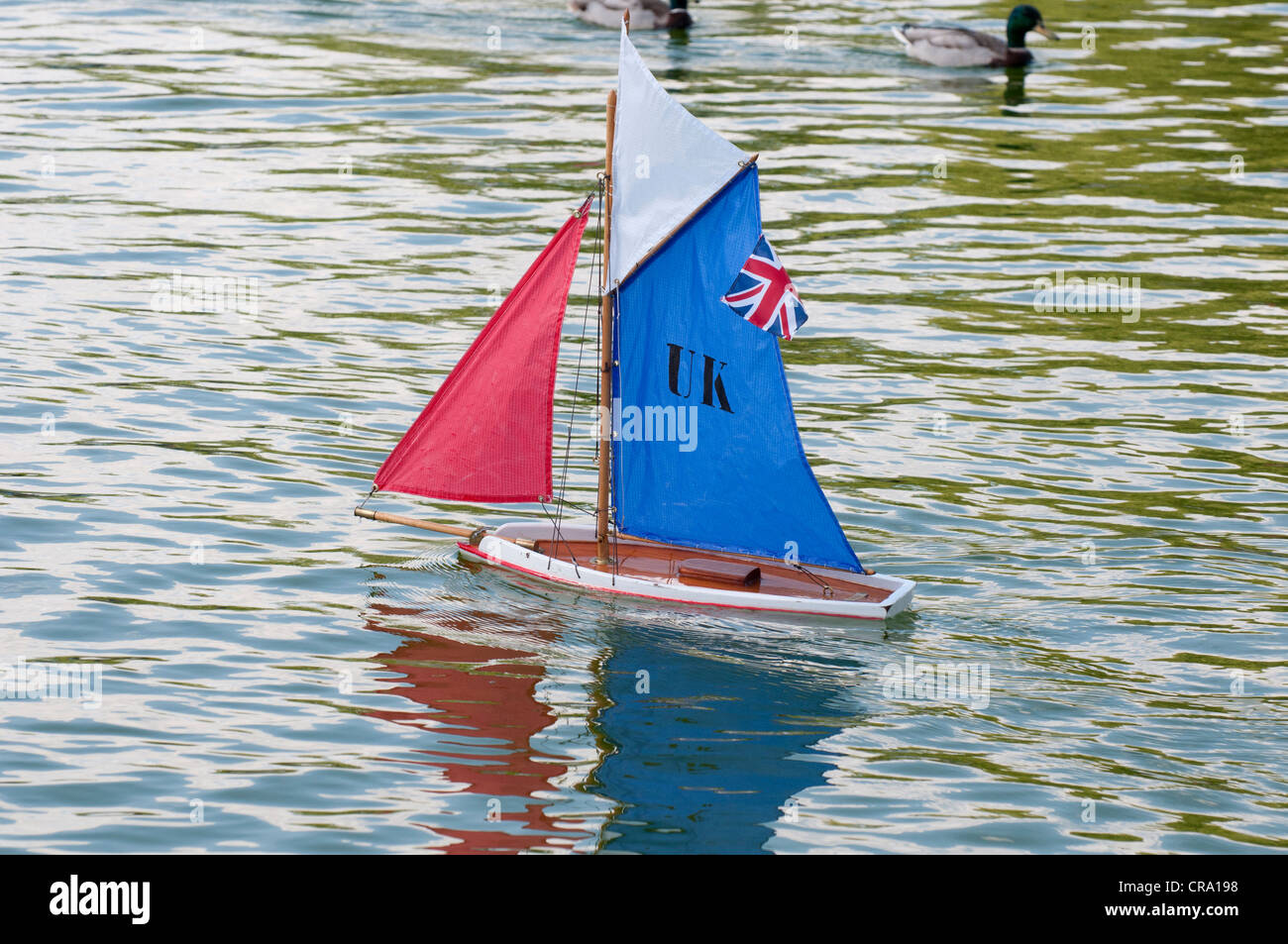 Toy Yacht Stock Photos & Toy Yacht Stock Images - Alamy