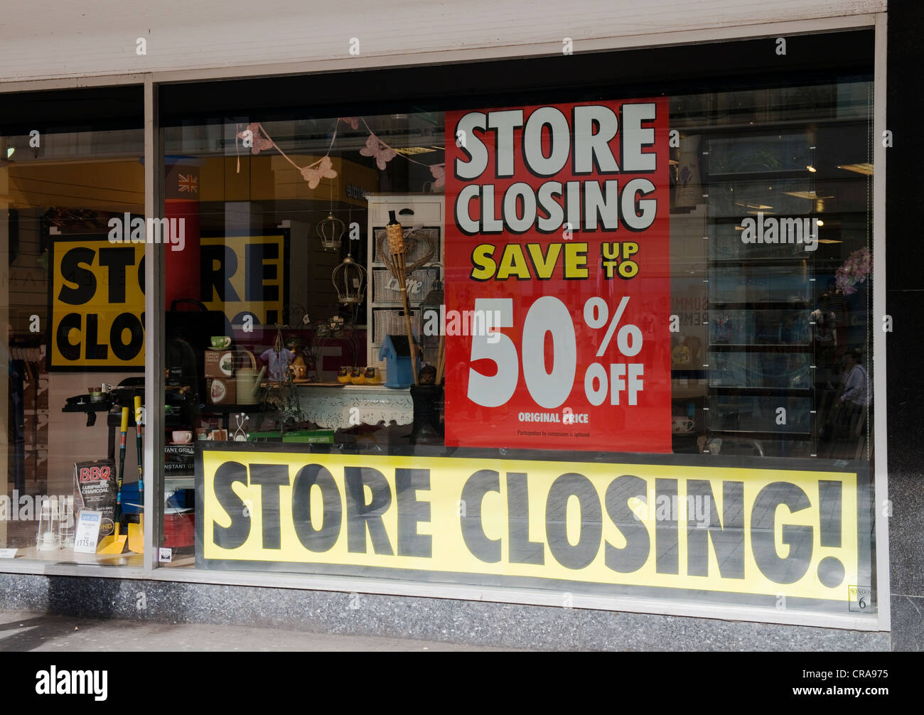 Allders Department Store, Croydon, Surrey -3 - Stock Image