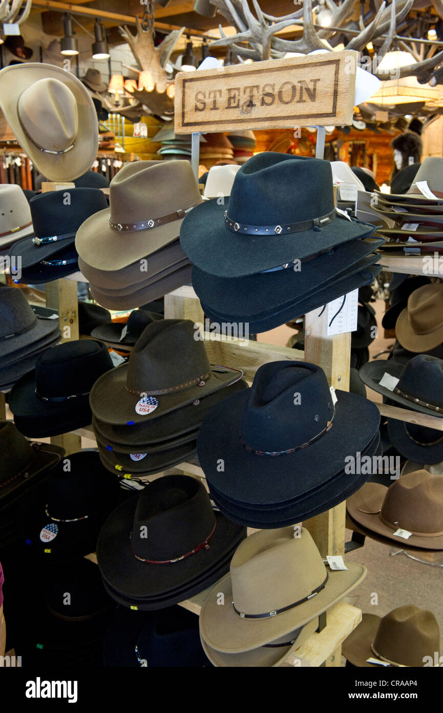 2093a72db2718 Cowboy Stetson Hats Stock Photos   Cowboy Stetson Hats Stock Images ...