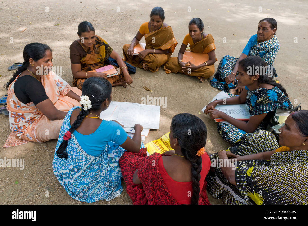 Self Help Group High Resolution Stock Photography And Images Alamy