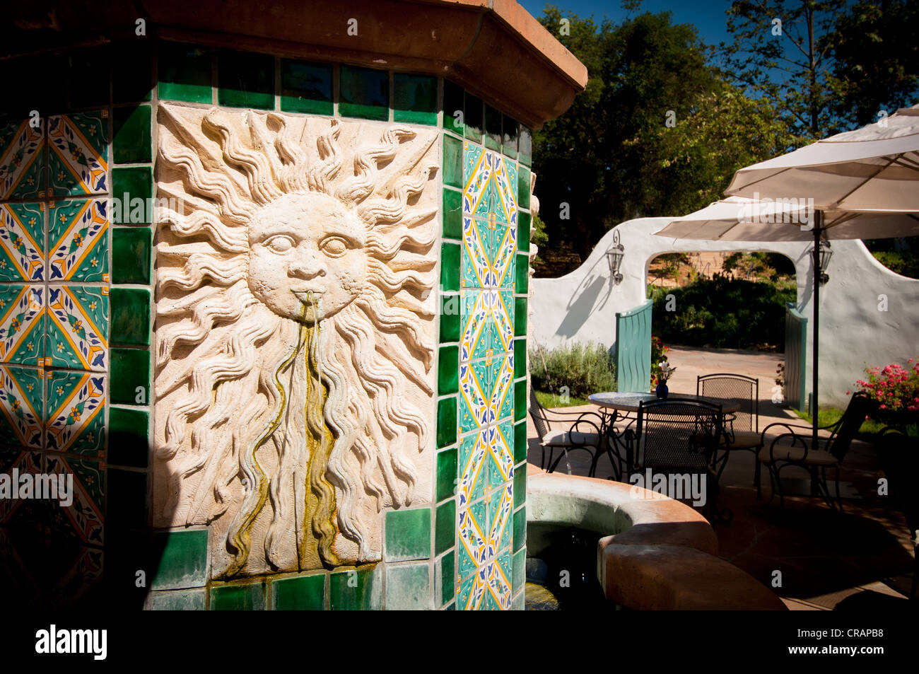 Luxury Hotels Ojai Valley Inn Spa: Spa Valley Stock Photos & Spa Valley Stock Images