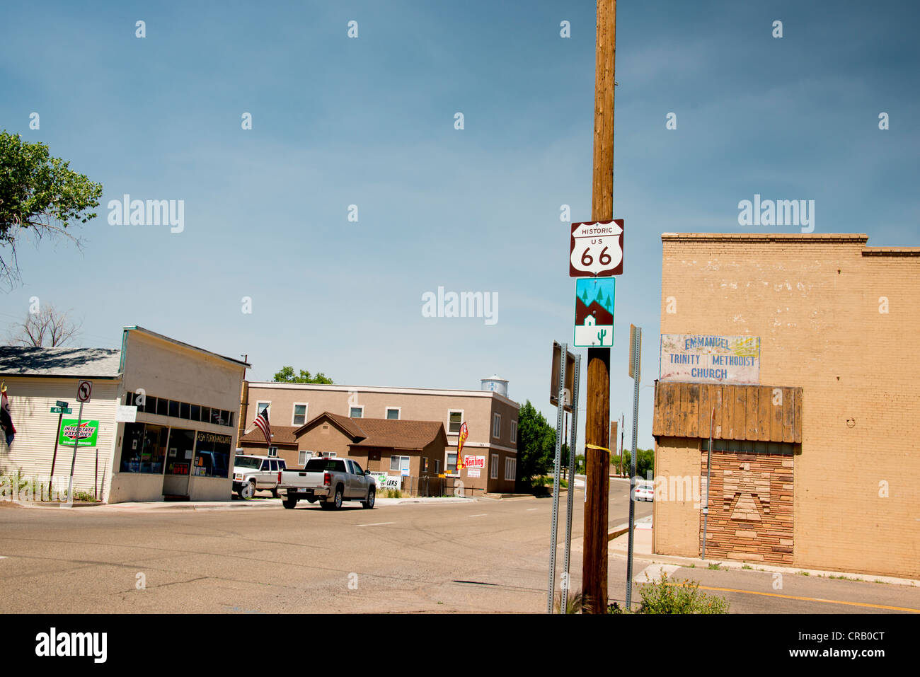 Small Town America Stock Photos Small Town America Stock Images