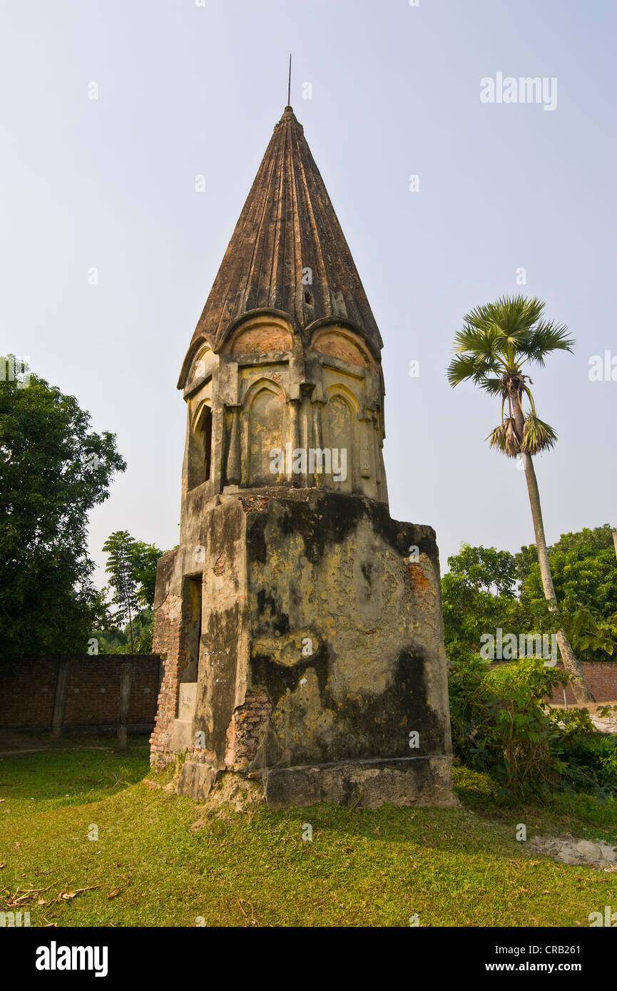 Old church in Panam Nagar, former capital Sonargaon, Bangladesh, Asia - Stock Image