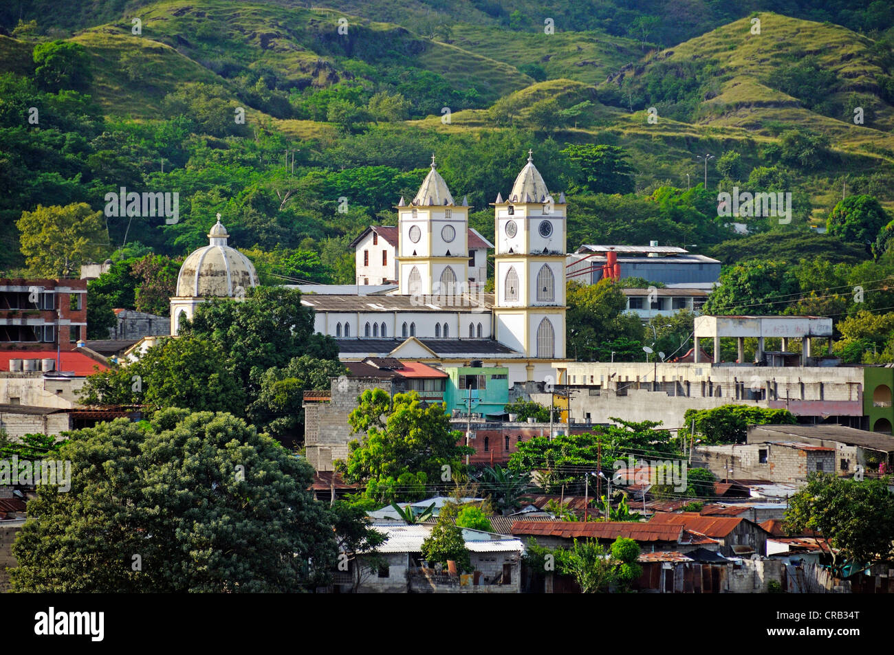 View Of The City Honda Colombia South America Latin