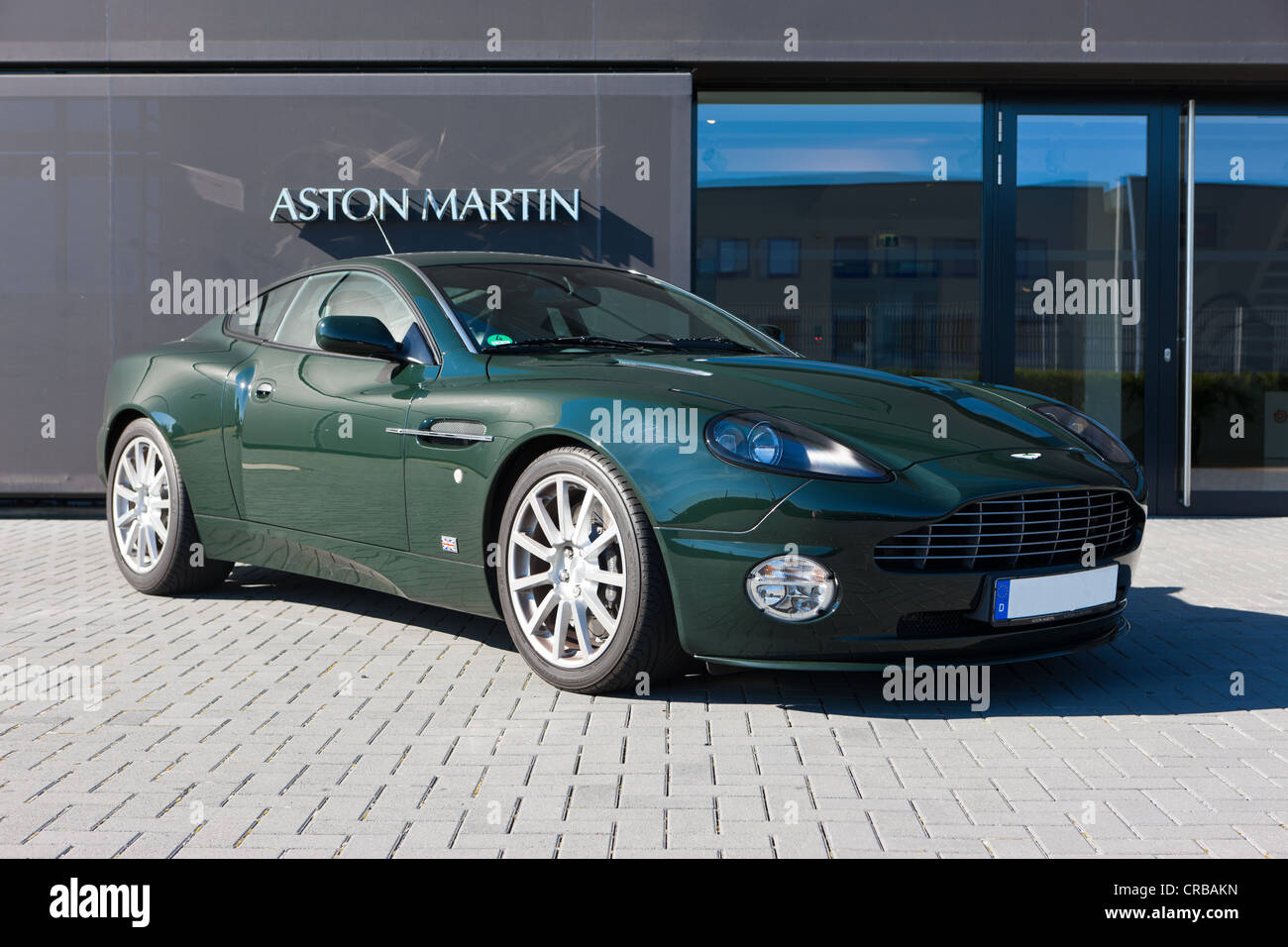 Vanquish S High Resolution Stock Photography And Images Alamy