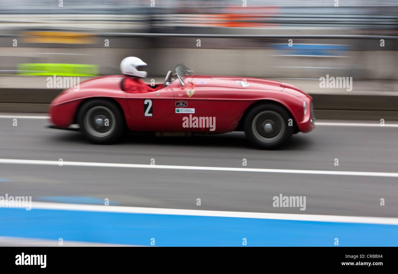 Vintage Race Car Helmet Stock Photos & Vintage Race Car Helmet Stock ...