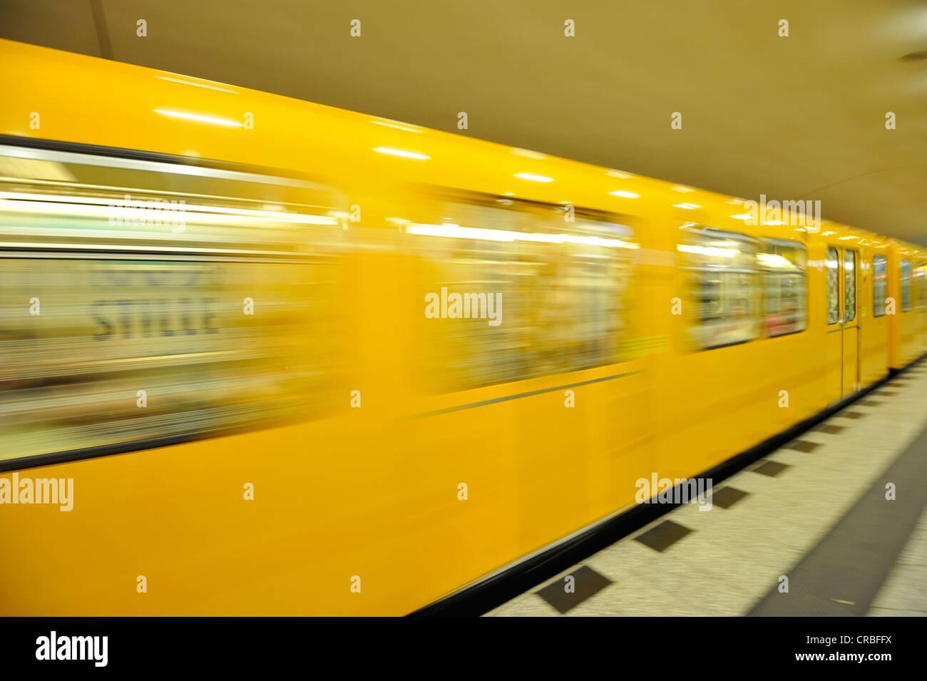 S-Bahn, Berlin, Germany, Europe Stock Photo
