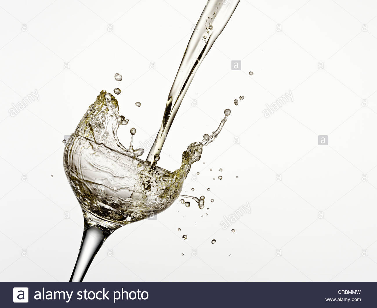 champagne being poured into glass stock photo 48815561 alamy