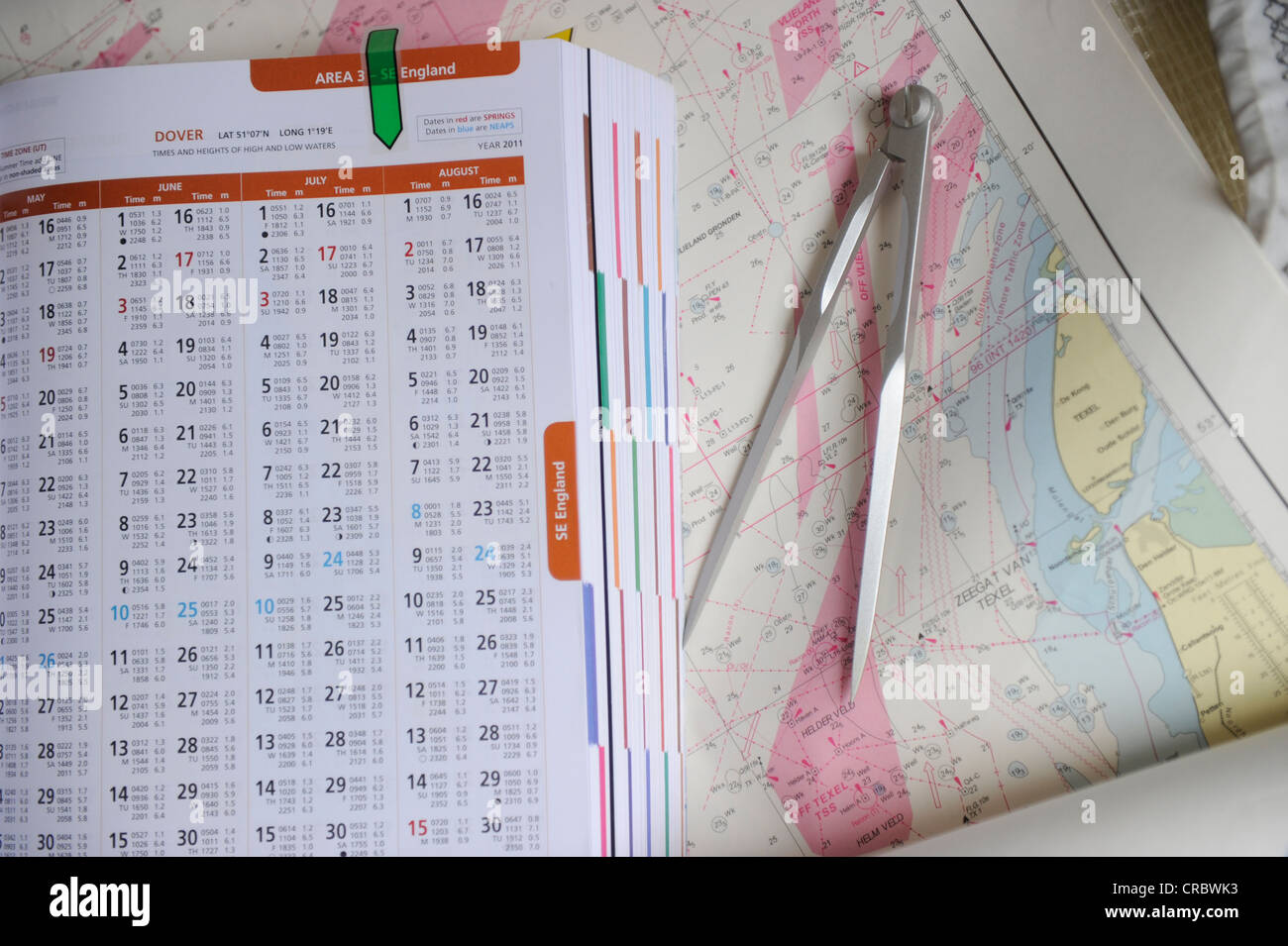 Tide Table Stock Photos Tide Table Stock Images Alamy