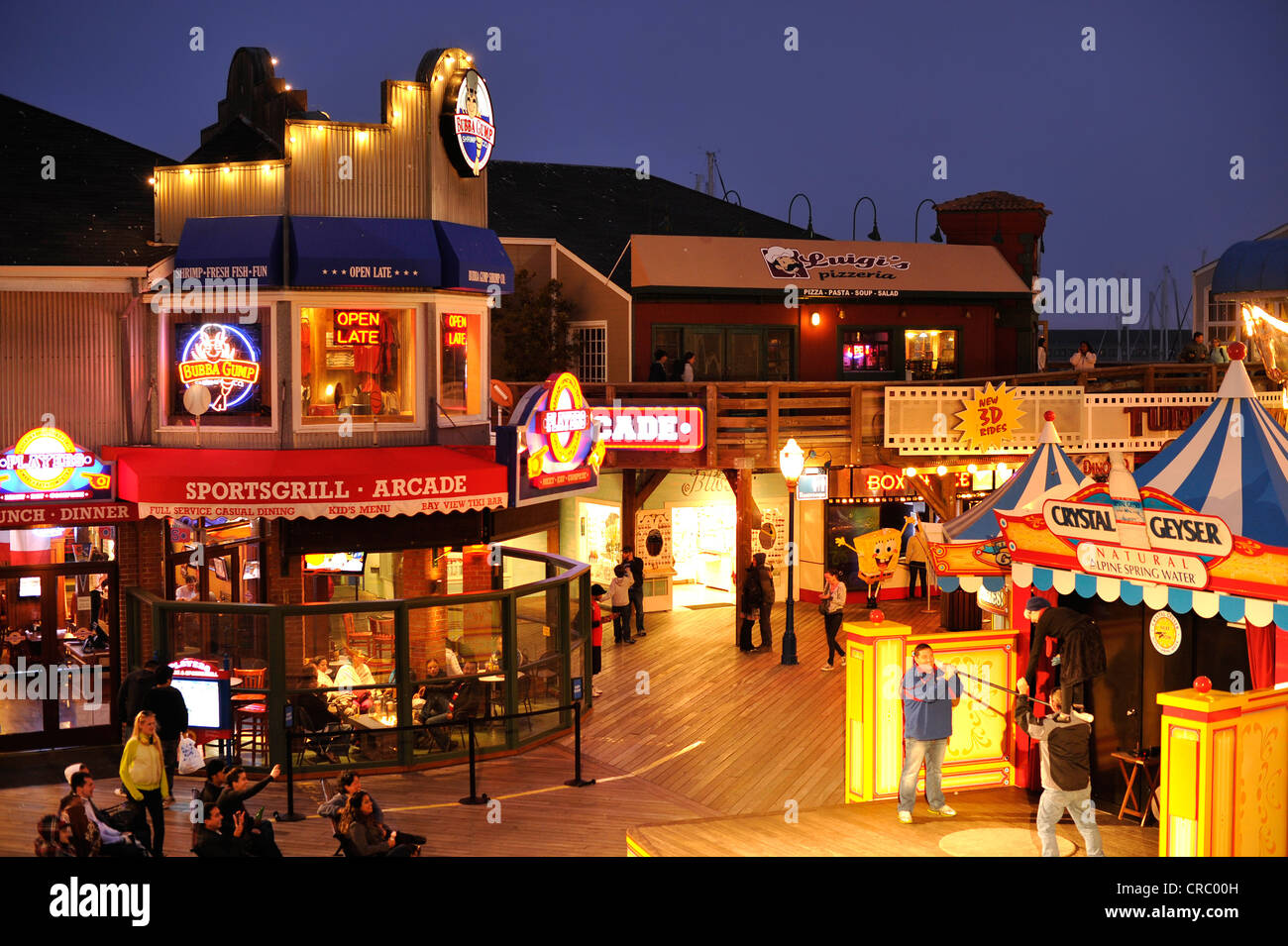 39 Best Images About South Pacific On Pinterest: Bubba Gump Restaurant, Circus, Tourists, Pier 39