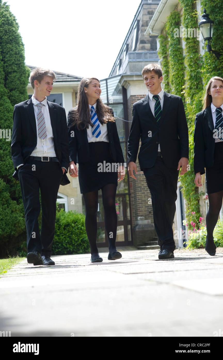 Sevenoaks School - Stock Image