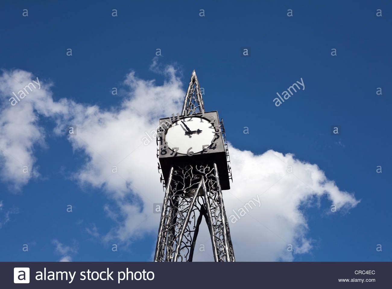 Unusual Clock Face Stock Photos & Unusual Clock Face Stock Images ...
