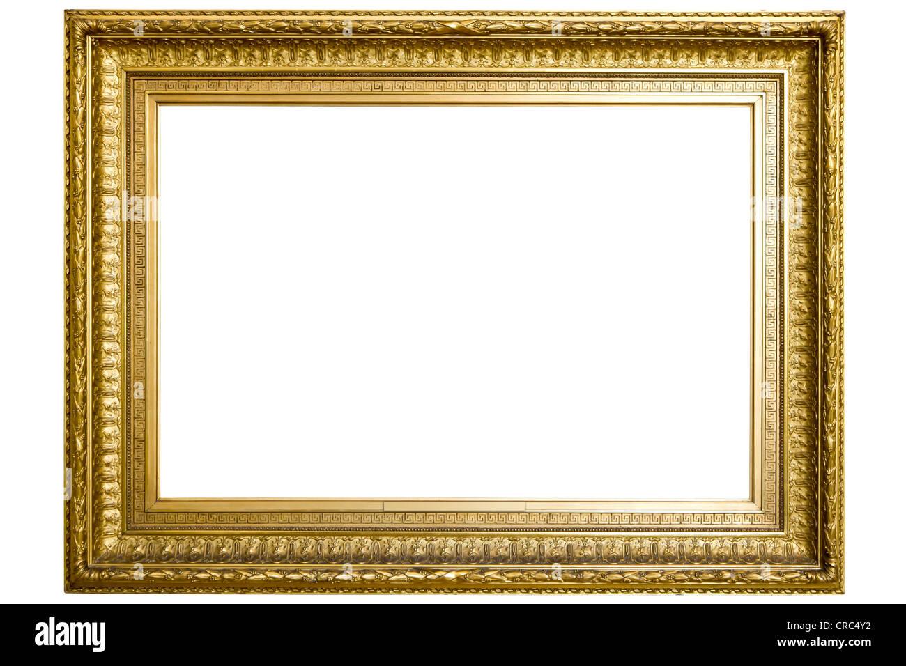 Gilt Frame Stock Photos & Gilt Frame Stock Images - Alamy