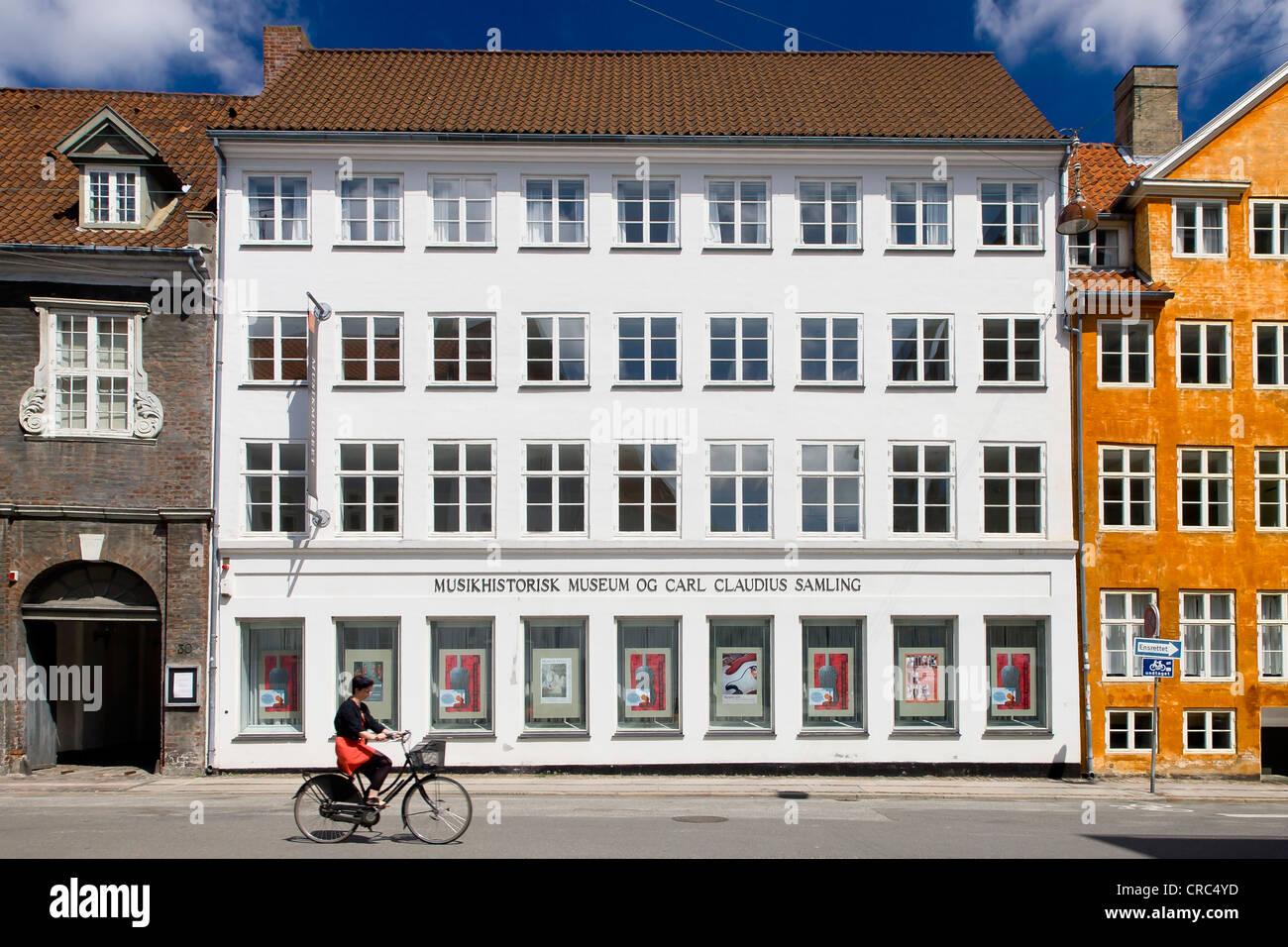 musikhistorie museum cultural center in skanderborg