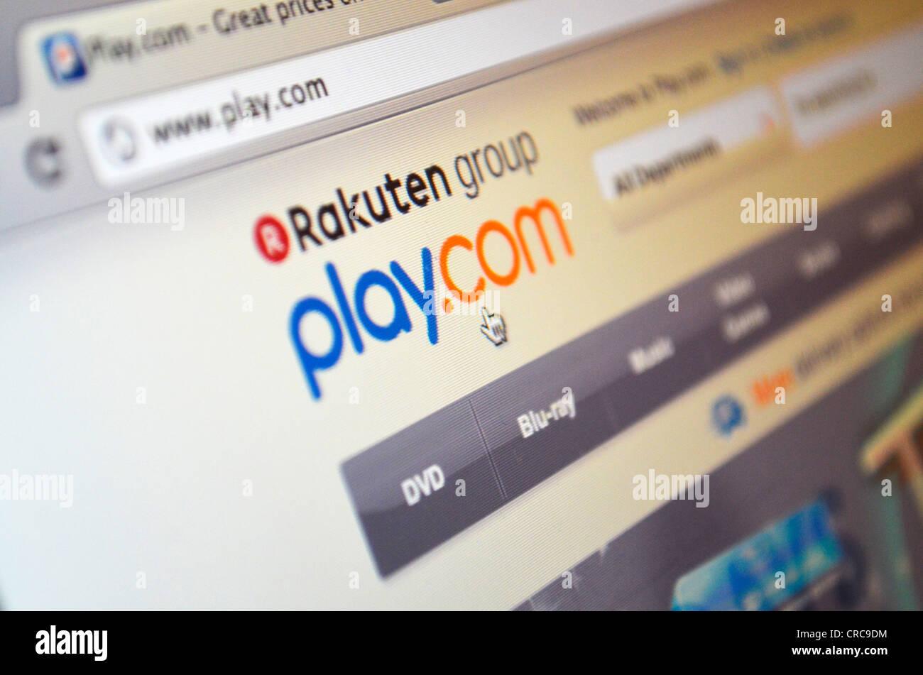 Play.com - Stock Image