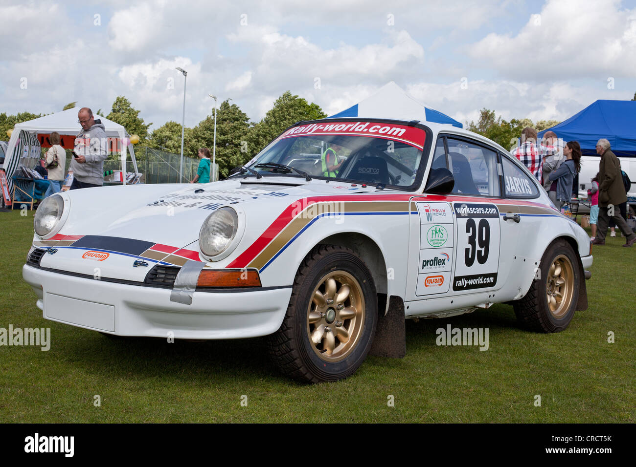 Porsche 911 Carrera Rally Car 1972 Stock Photo 48840223 Alamy