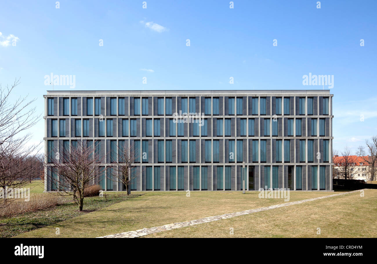 Federal Labour Court of Germany, Germany, Thuringia, Germany, Europe, PublicGround - Stock Image