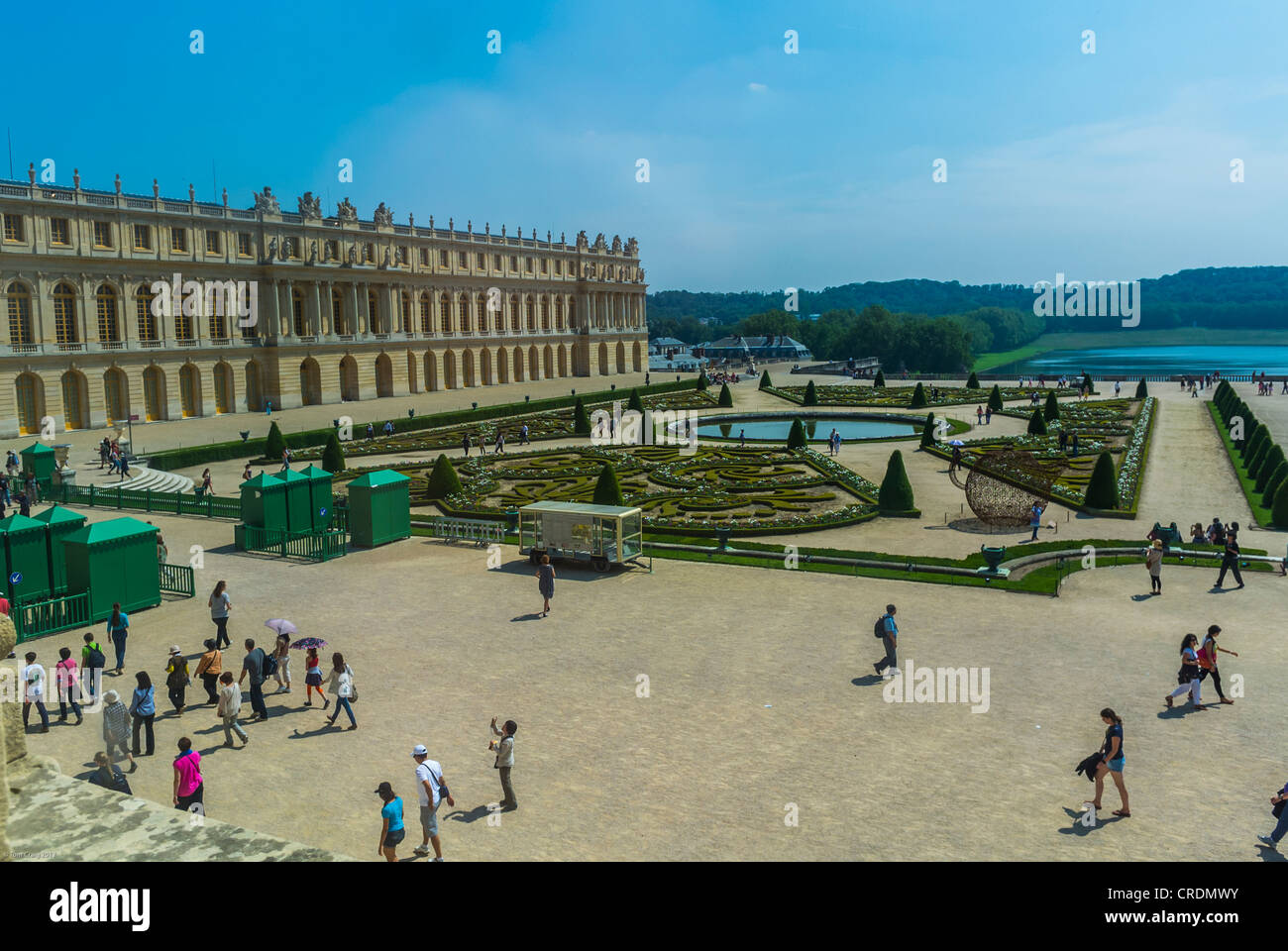 Gardens Of Versailles France 6