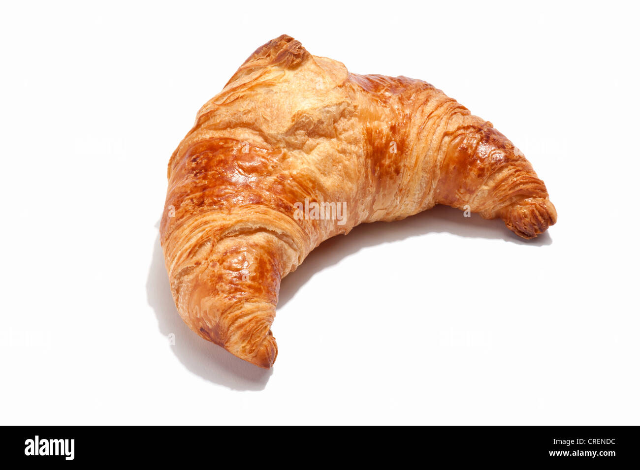 A croissant - Stock Image