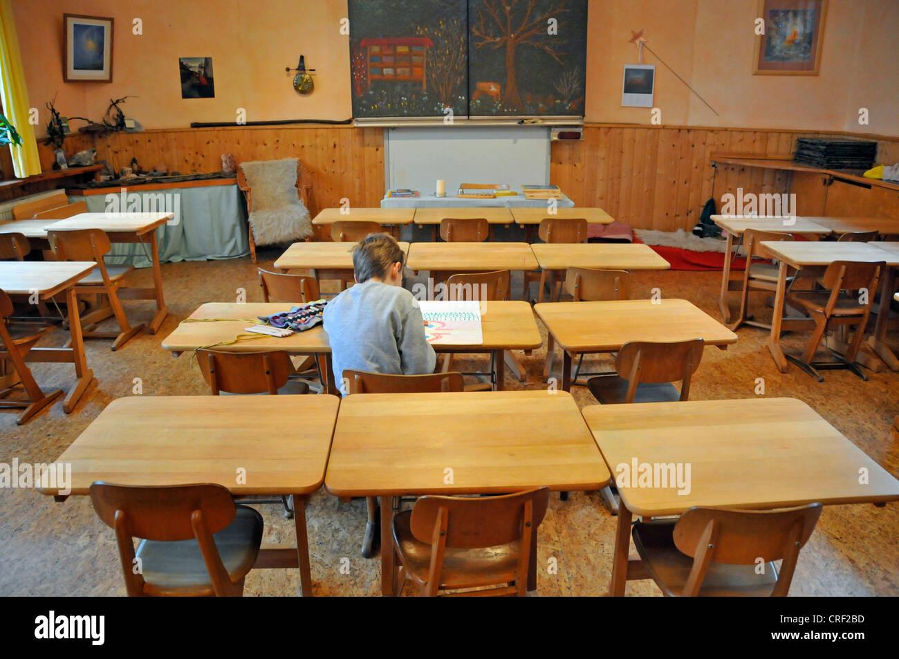 Classroom detention nail