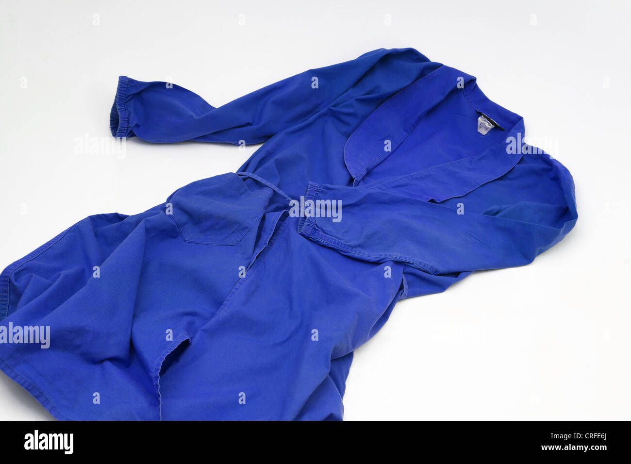 A Lab Coat Used In School - Stock Image