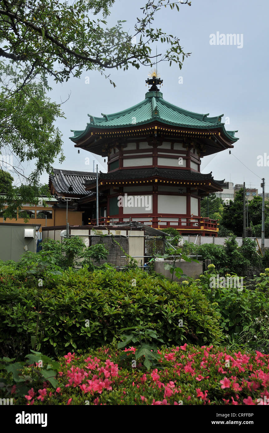 Bentendo temple, Ueno, Tokyo, Japan, Asia Stock Photo