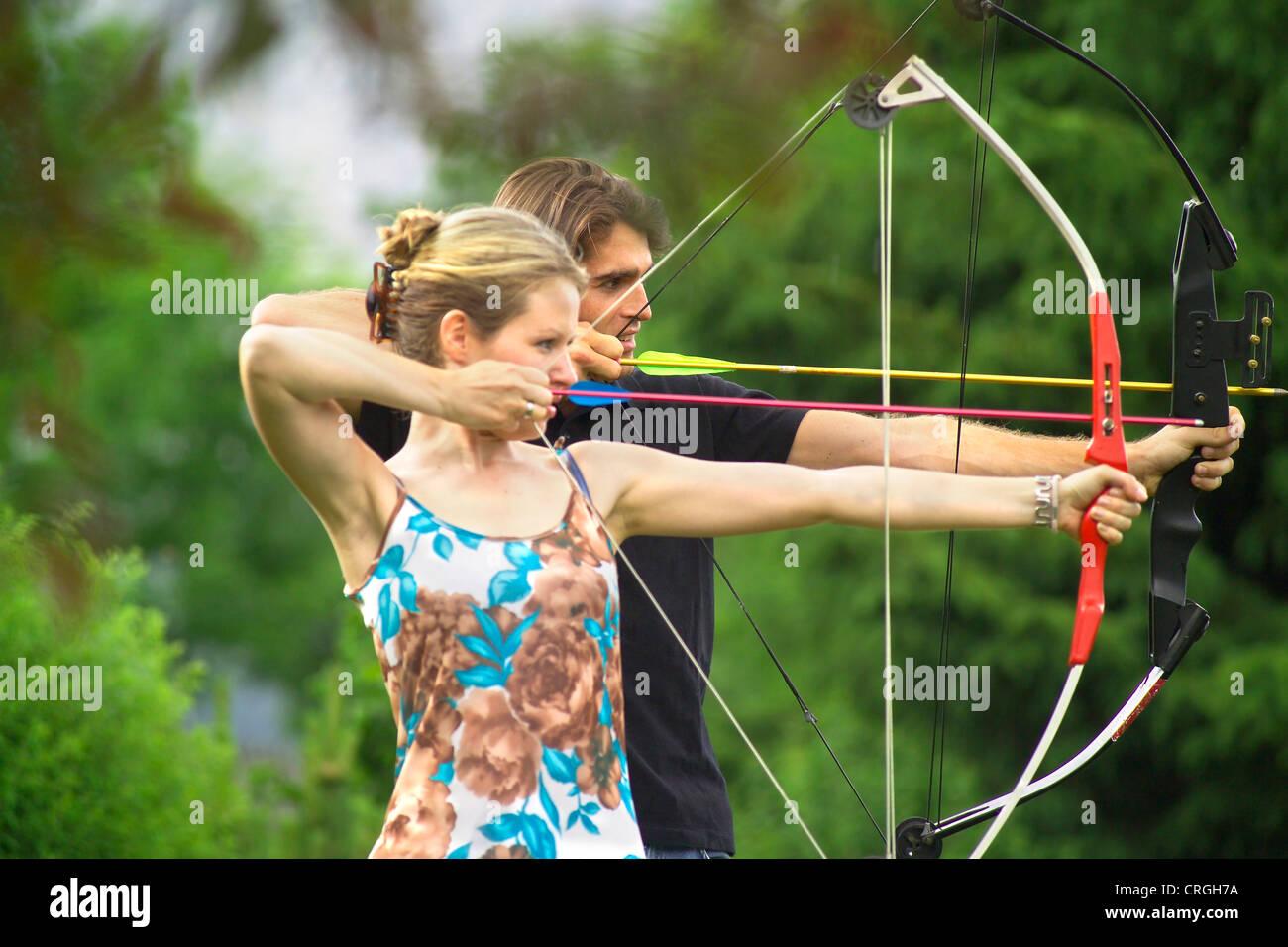 Archering