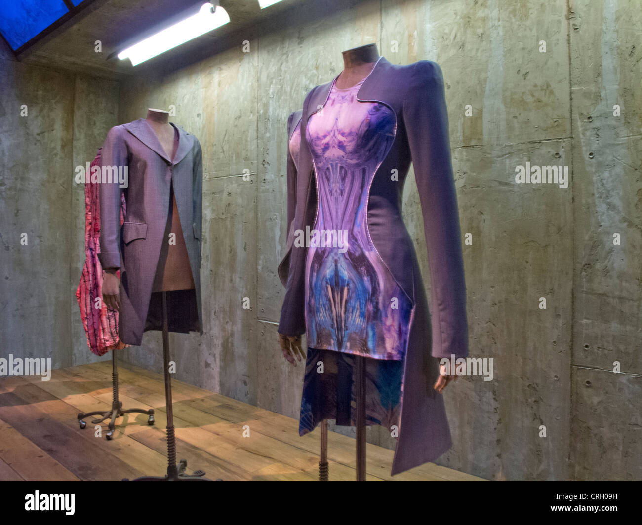 Beauty Show Stock Photos Images Alamy Petite Cupcakes Aumy Outer Alexander Mcqueen Savage At The Metropolitan Museum Of Art Image
