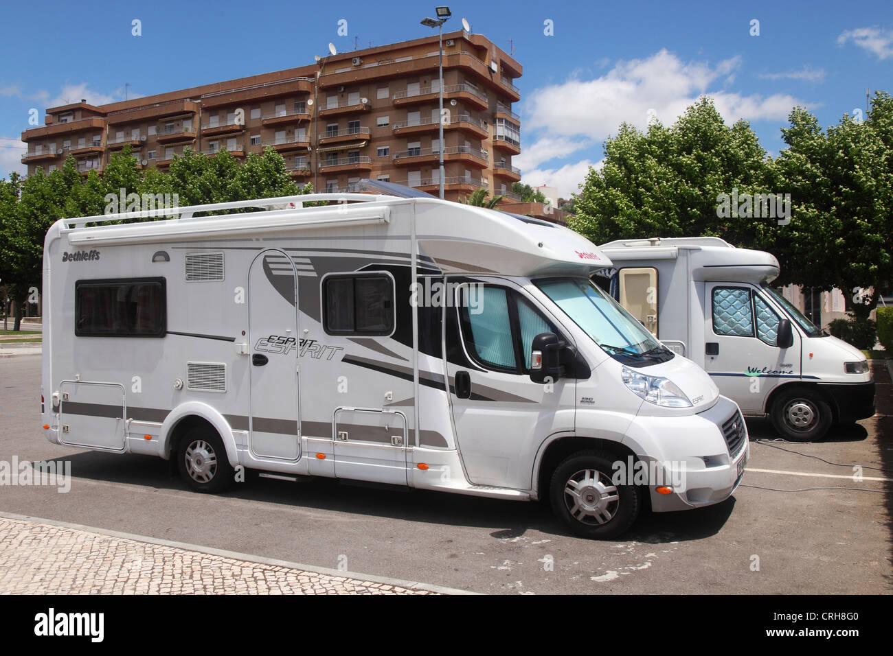camper vans stock photos camper vans stock images alamy. Black Bedroom Furniture Sets. Home Design Ideas