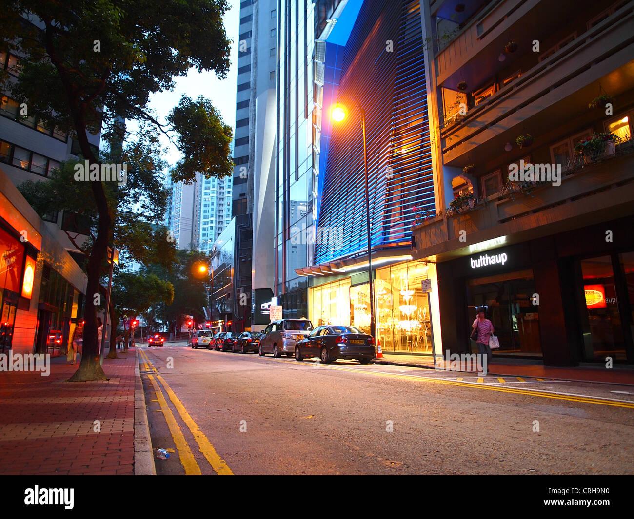 causeway bay hong kong night stock photos causeway bay hong kong night stock images alamy. Black Bedroom Furniture Sets. Home Design Ideas