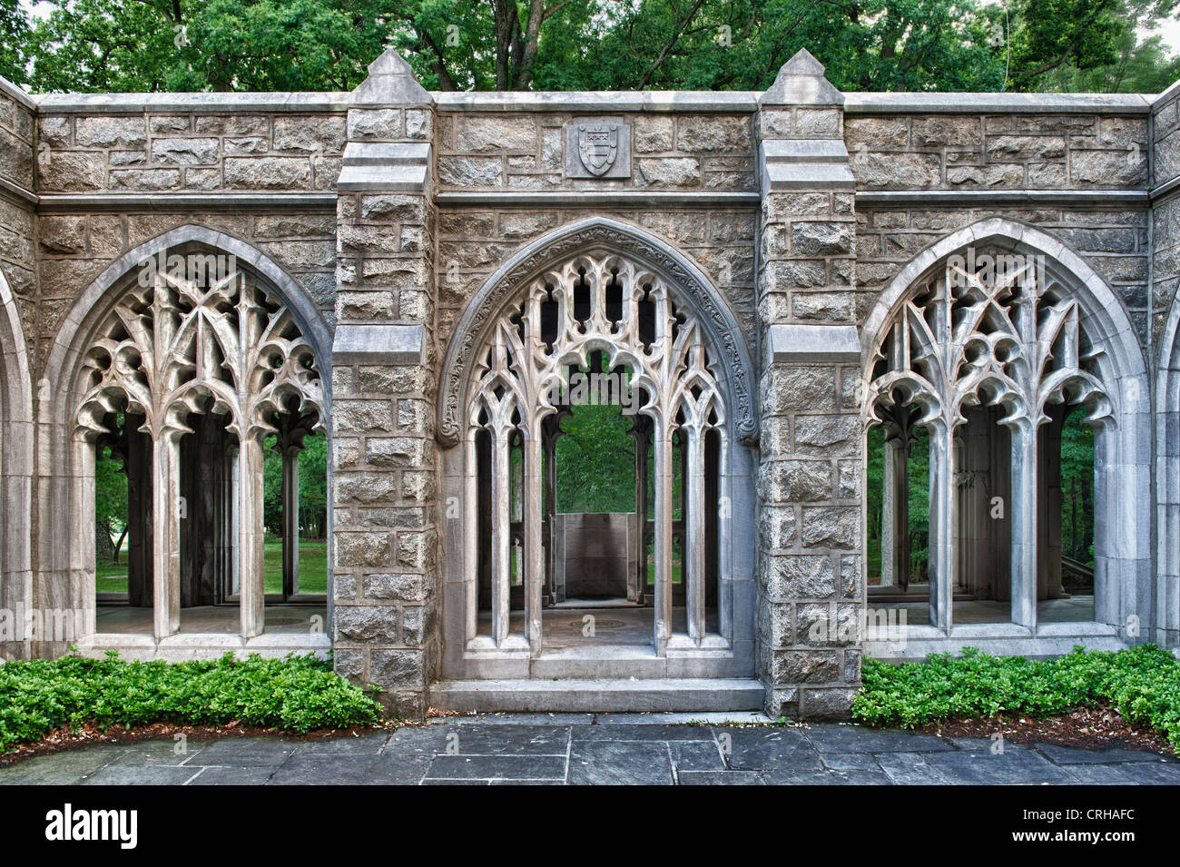 Washington Memorial Chapel, Vally Forge, Pennsylvania, USA - Stock Image