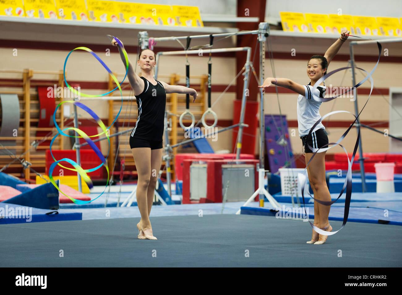 gymnastics practice stock photos amp gymnastics practice