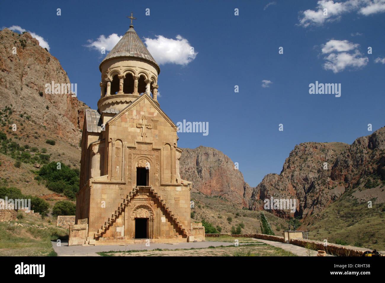 Norawank monastery, Armenia - Stock Image