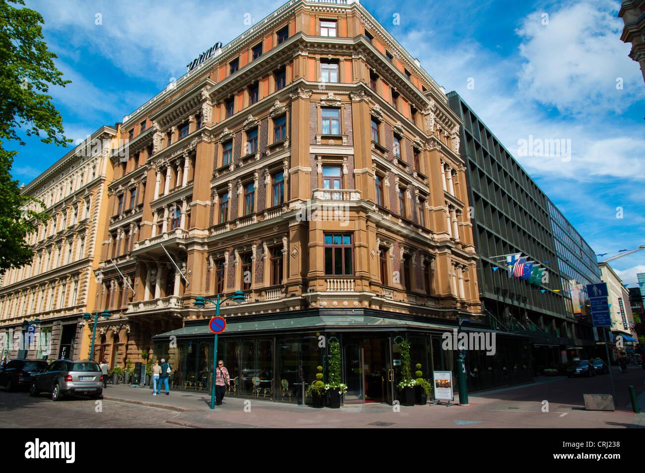 Downtown Helsinki Hotels