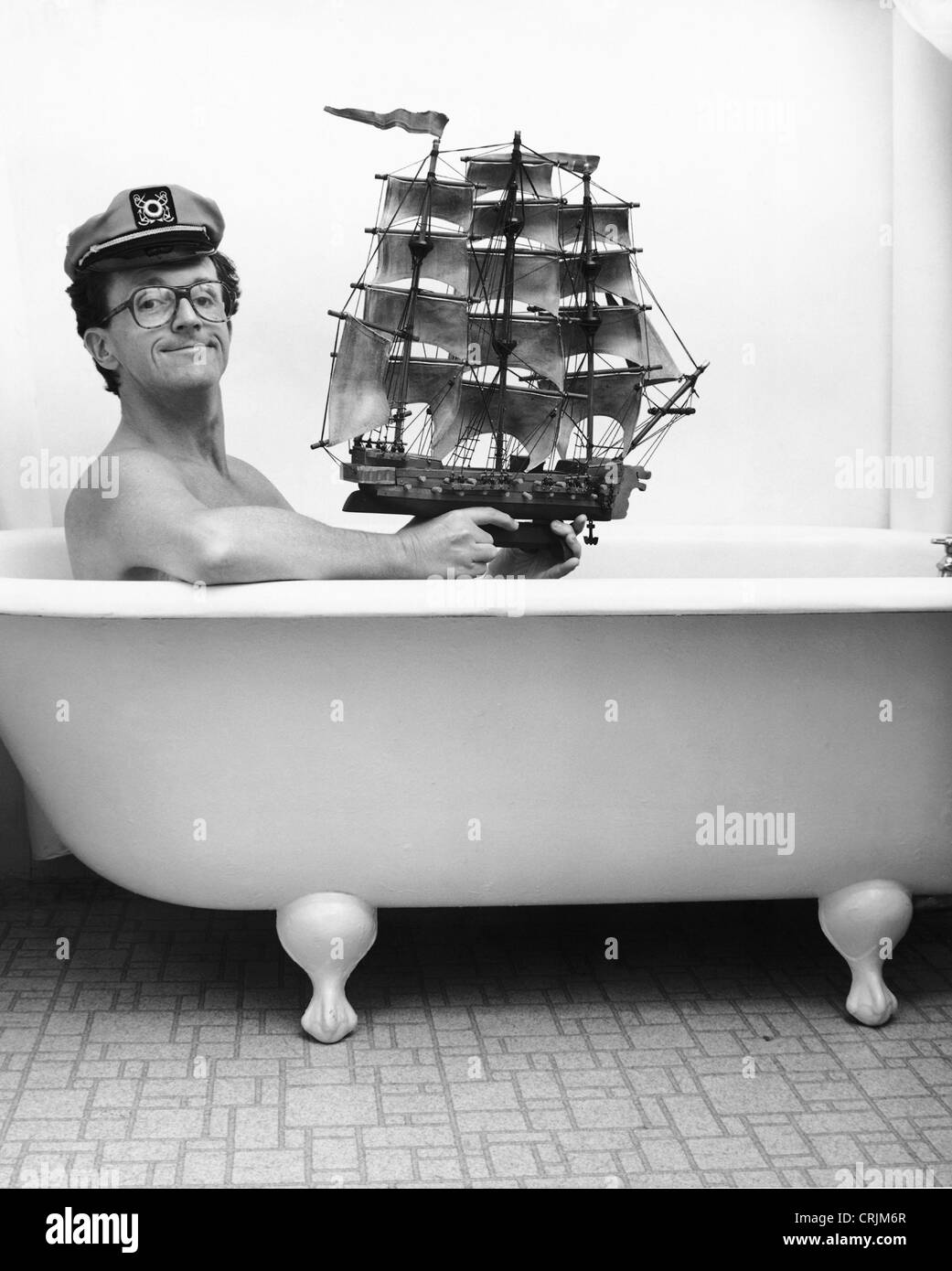 Bath Toy Black and White Stock Photos & Images - Alamy