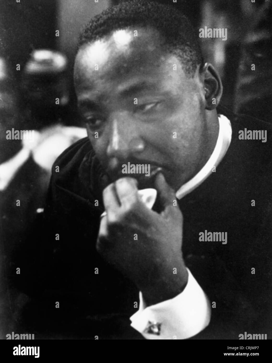 Martin Luther King Junior - Stock Image