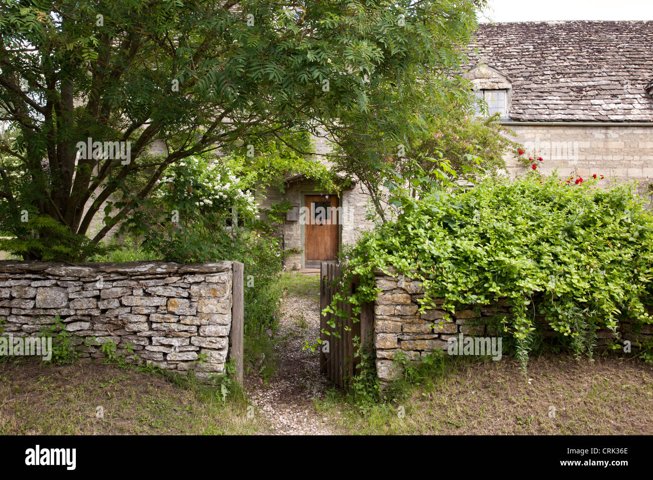 Kelmscott, West Oxfordshire, England - Stock Image
