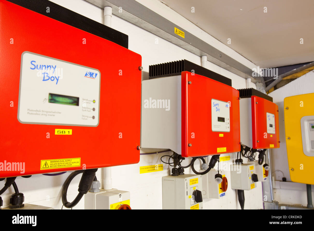 Solar Inverter Stock Photos Amp Solar Inverter Stock Images