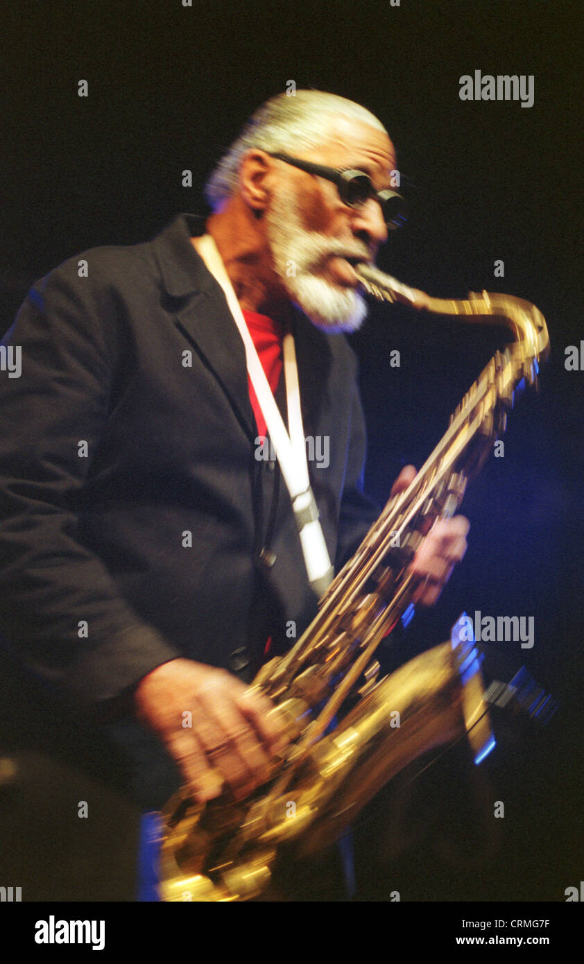 Sonny Rollins Tour