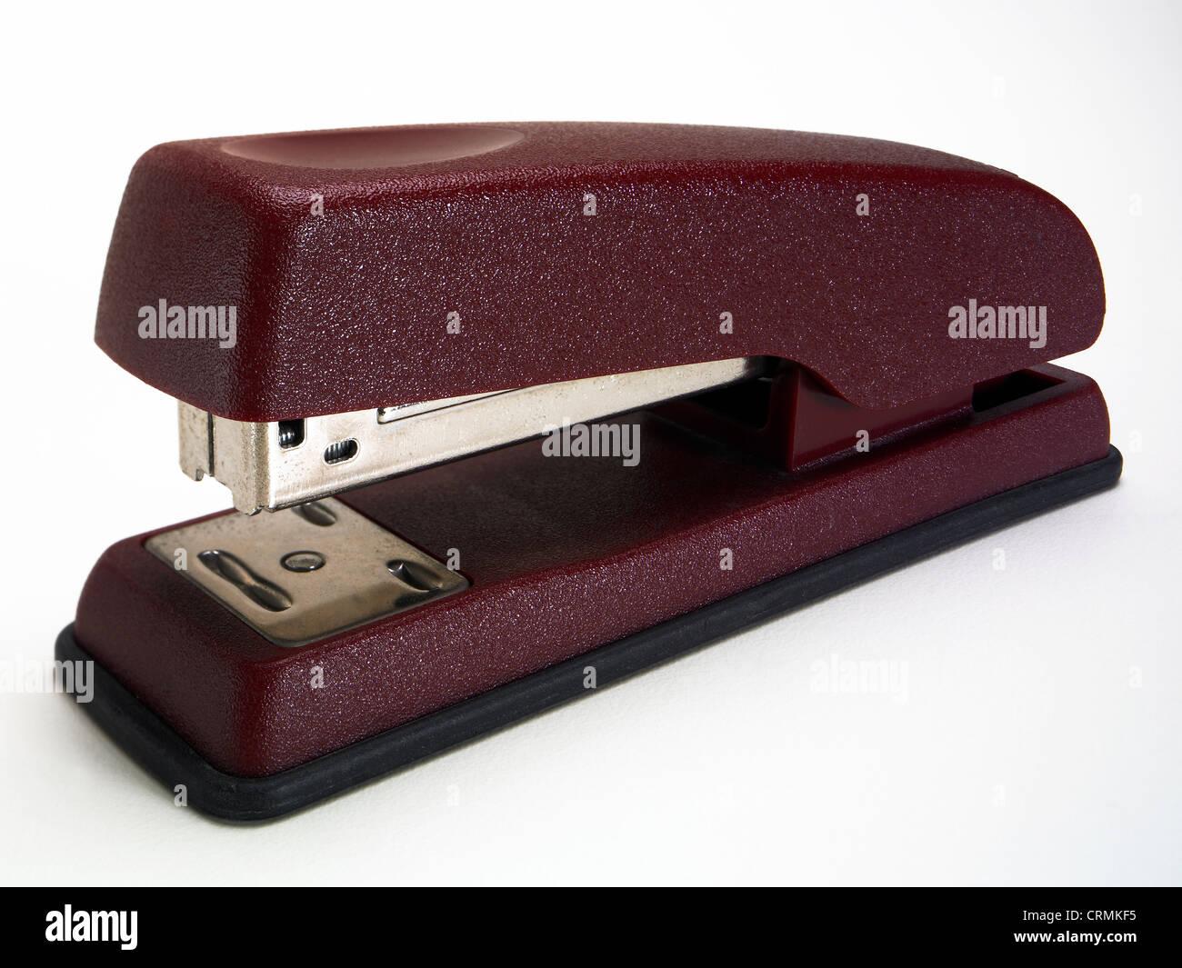 A stapler Stock Photo
